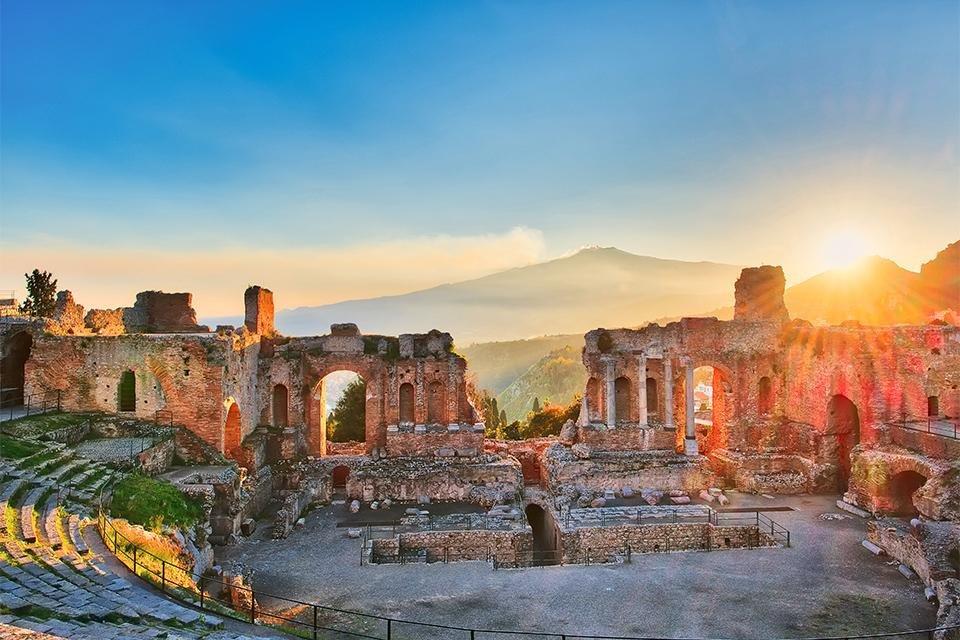 Rome & Sicilie
