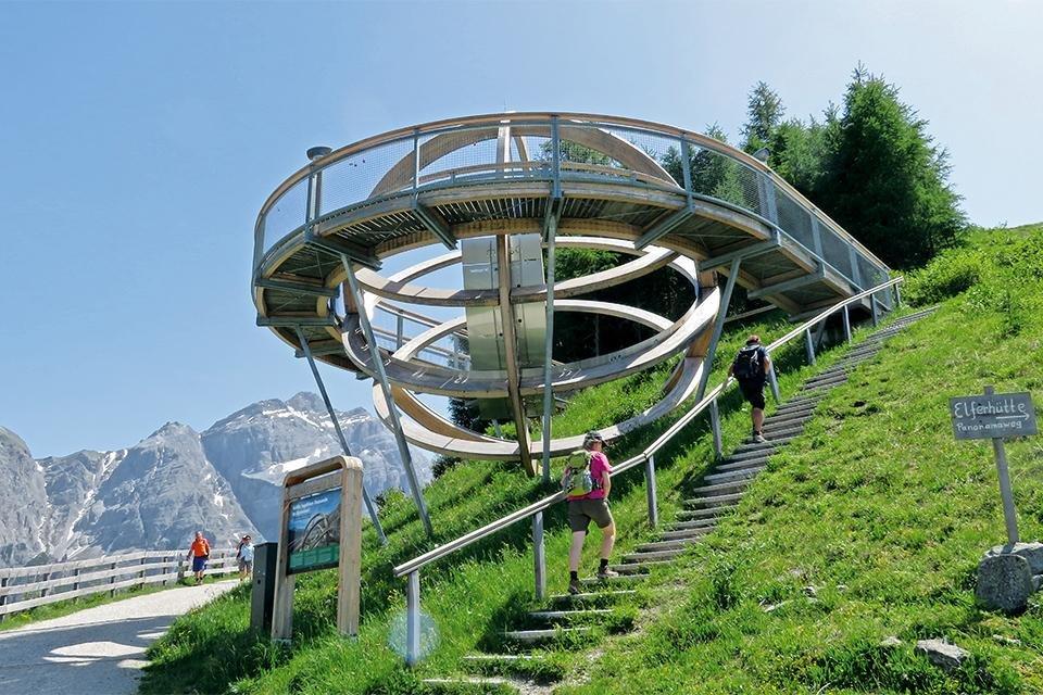 Wandelreis Oostenrijkse Alpen