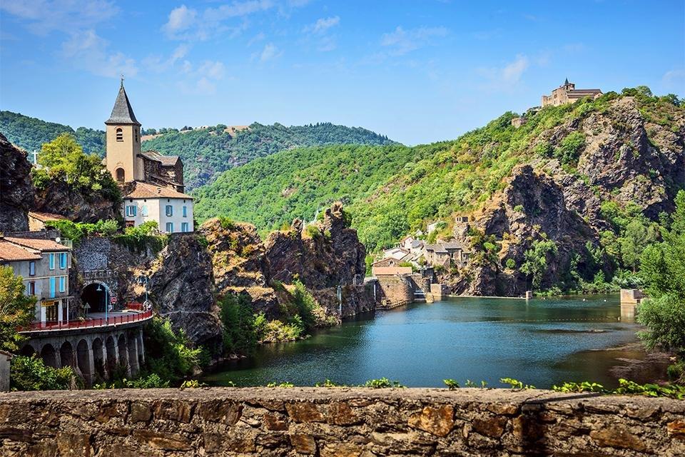 Treinreis Pyrenee�n & Auvergne