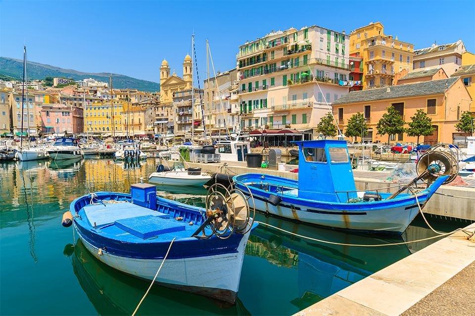 Eilandtour Corsica