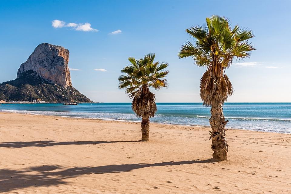 Zuidoost Spanje