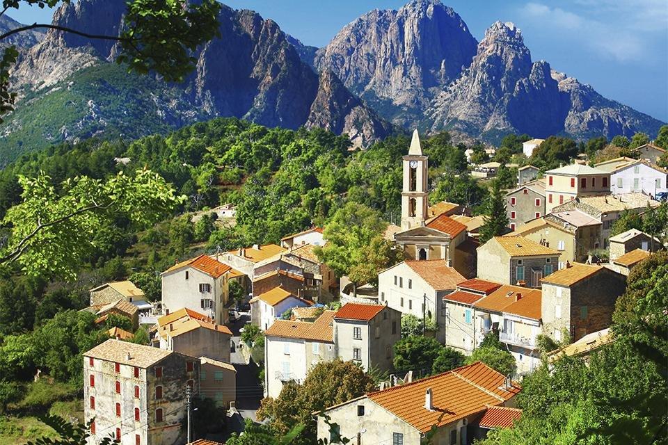 Corsica & Sardinie